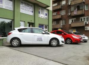Auto skola Poligon Test Vozdovac - Opel Astra  1.7